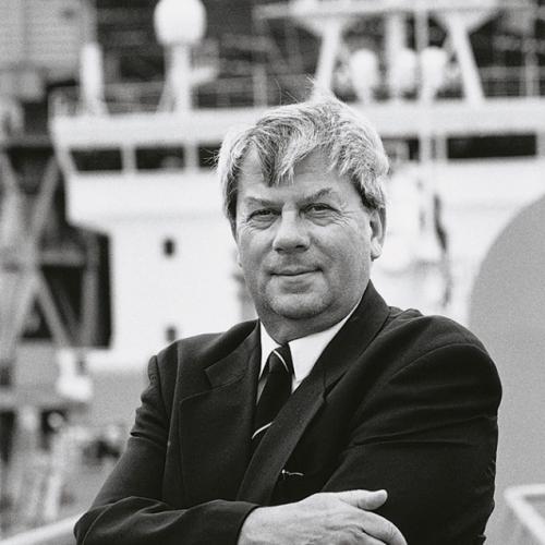 Hafendirektor Hansetadt Wissmar